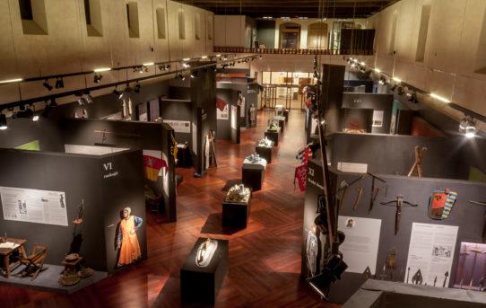Výstava Architektura pro korunu - Karel IV.