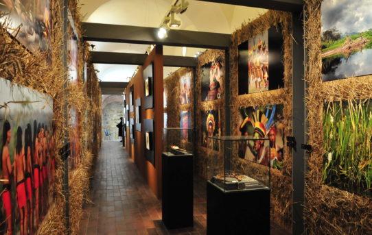 Výstava České stopy v Brazílii