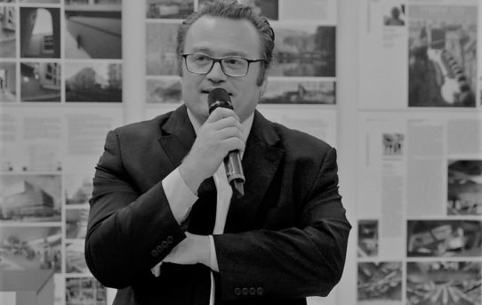 Petr Ivanov – Director of the Architecture Week Festival