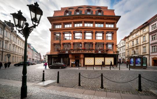 Plánujeme výstavu 100 let pražské architektury