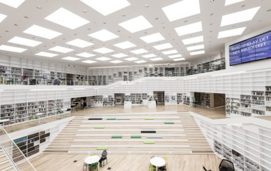 Adept  – Anders Lonka, Martin Laursen, Martin Krogh a architektura urbánního rozvoje