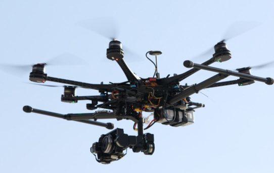 (Čeština) Využití dronu v monitoringu dopravních staveb a okolí / VIDEO