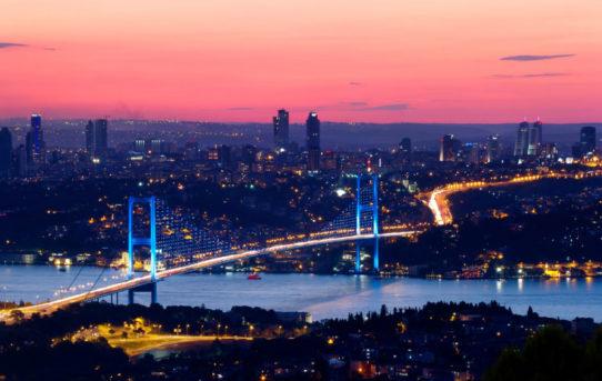 İstanbul - vyvíjející se organické město světa