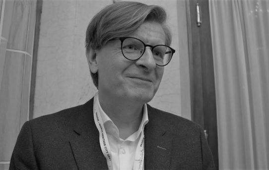 Rudolf Zunke – rozhovor z konference Praha světová 2017 / Video