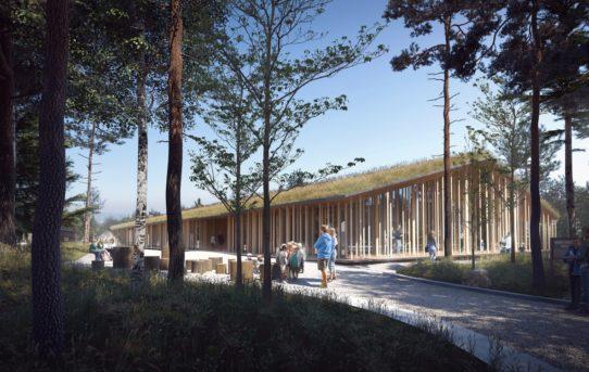 Norské museum Lesních Finů