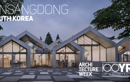 UNSANGDONG ARCHITECTS