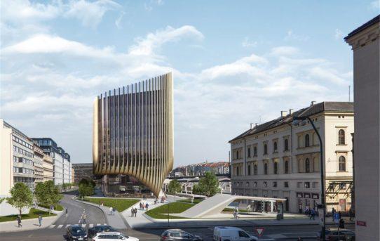 Revitalizace okolí Masarykova nádraží