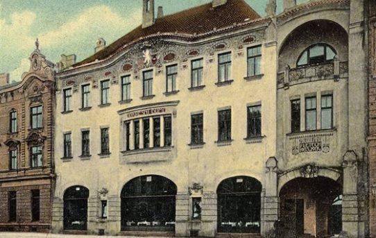 pozvánka na XVIII. Salon Jana Kotěry