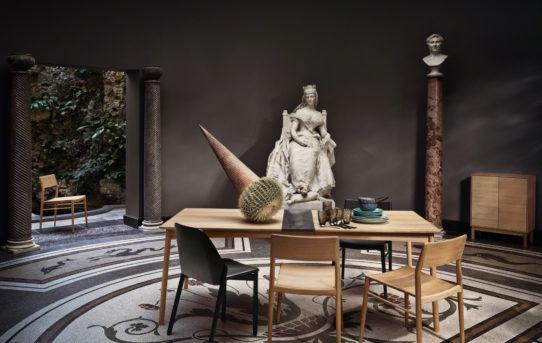 Linstram spolupracuje sdánským výrobcem nábytku Bolia