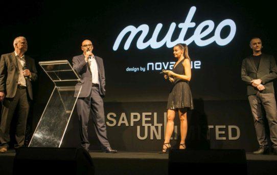 (Čeština) Sapeli představuje revoluční produktovou inovaci MUTEO