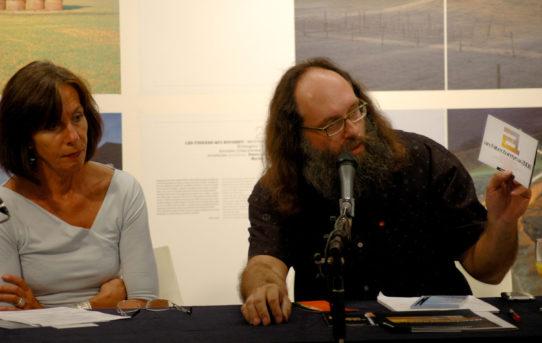(Čeština) Architecture week 2009 - Tisková konference
