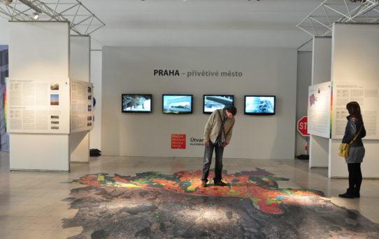 (Čeština) Výstava Praha přívětivé město