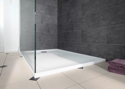 100 000 možností ztvárnění sprch