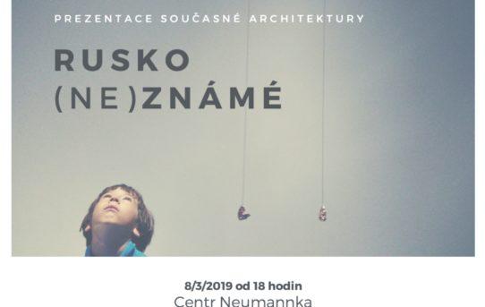 (Čeština) CENTR NEUMANNKA Vás zve na prezentaci současné architektury