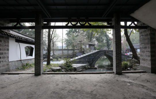 (Čeština) Yiyuan Xiaozhu / Shanghai Dachuan Architects