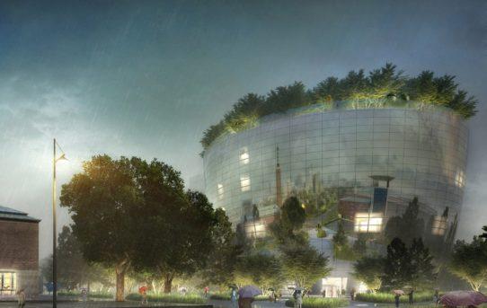 První veřejně přístupné umělecké skladiště na světě od MVRDV v Rotterdamu