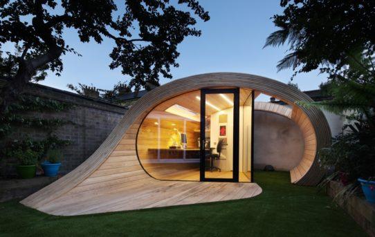 Shoffice od Platform 5 Architects
