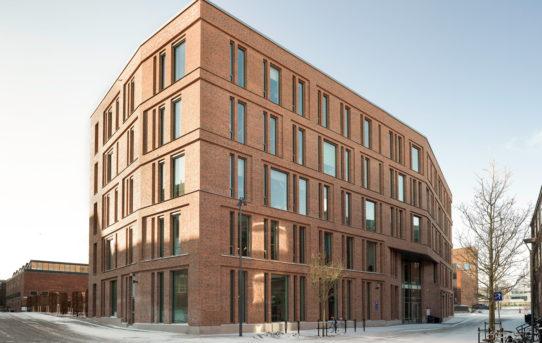 KTH Sustainability House od AIX Arkitekter