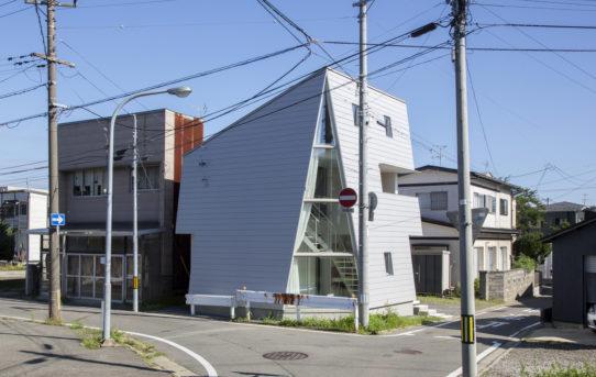 Shiro House od Takeru Shoji Architects