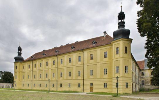 Klášter premonstrátů v Teplé/video - Cena Opera Historica Karlovarského kraje