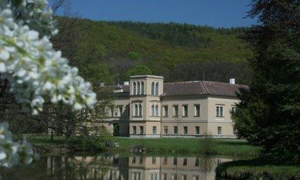 Zámecký areál Čechy pod Kosířem/video - Cena Opera Historica Ministerstva pro místní rozvoj ČR