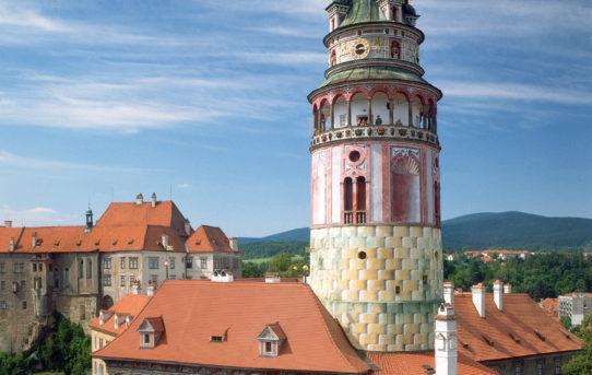 Areál hradu a zámku Český Krumlov - Cena ICOMOS Opera Historica