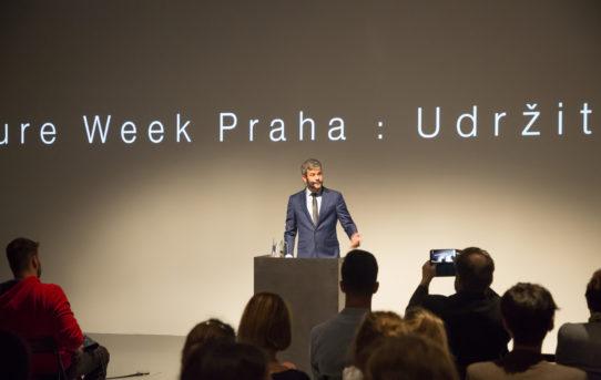 (Čeština) Udržitelná architektura - přednáška v CAMP