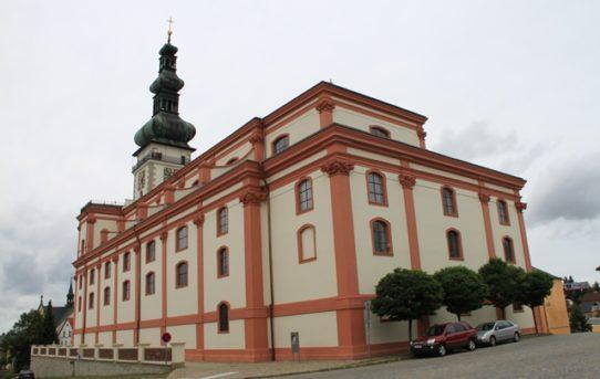 Kostel Nanebevzetí Panny Marie v Polné/video - Cena Opera Historica Kraje Vysočina