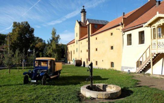 Parostrojní pivovar v Lobči u Mšena/video - Cena Opera Historica Středočeského kraje