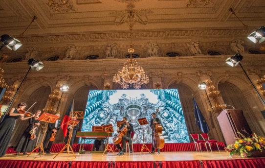 (Čeština) Video ze slavnostního večera Pocta české památkové péči