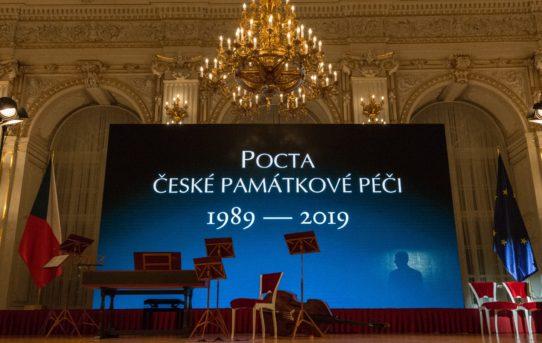 Fotogalerie Pocta české památkové péči