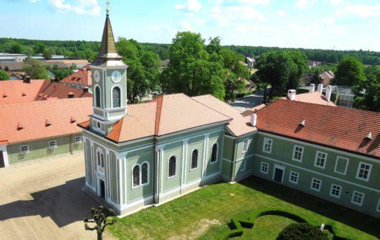 Národní hřebčín Kladruby nad Labem/video - Cena Opera Historica Pardubického kraje