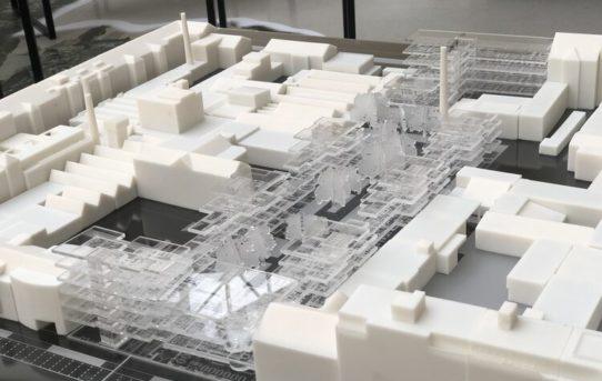 Bogle Architects na výstavě Prague: Next