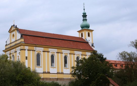 Zámek a kostel Nanebevzetí Panny Marie v Konojedech/video - Cena Opera Historica Ústeckého kraje