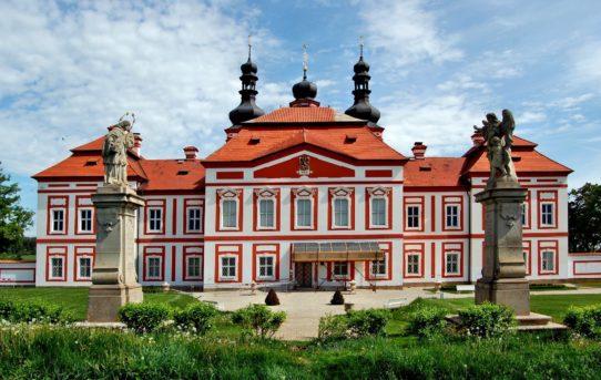 Barokní areál v Mariánské Týnici/video - Cena Opera Historica Plzeňského kraje