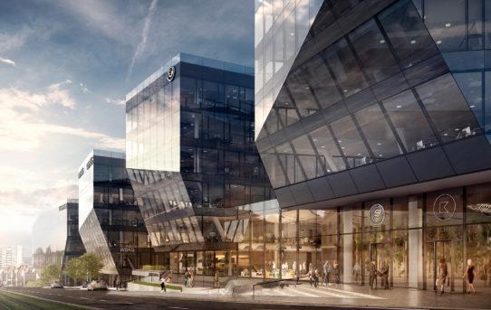 KKCG Real Estate na výstavě Prague: Next