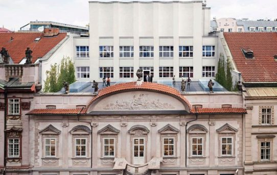 SEBRE na výstavě Prague: Next