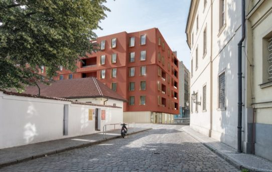 V Invest CZ na výstavě Prague: Next