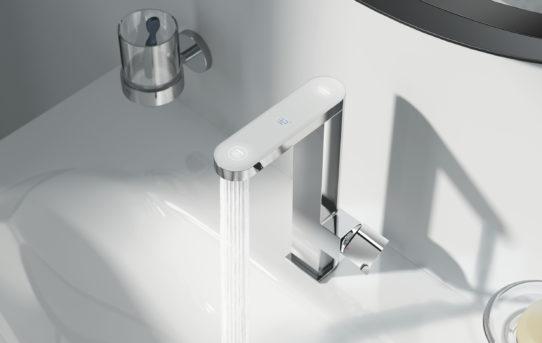 (Čeština) Nová kolekce vodovodních baterií GROHE Plus: digitální preciznost, která překonává design