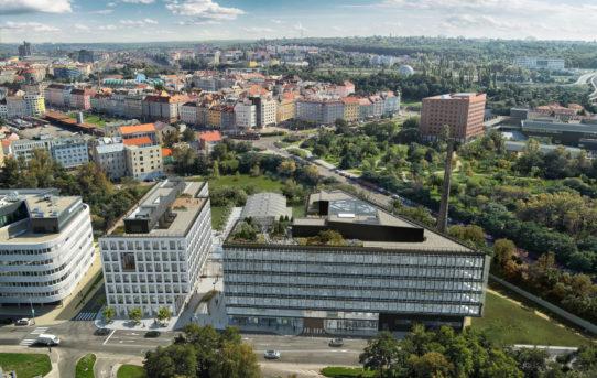 Metrostav Development na výstavě Prague: Next