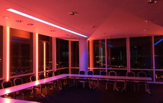 Instalace LED osvětlení Hafele Loox
