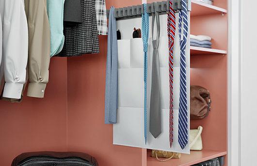 Häfele Dresscode: perfektní šatní skříň má váš styl