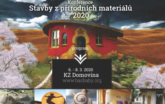 (Čeština) Předjaří ve znamení konferencí o udržitelné architektuře