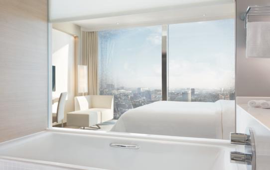 Investice se vyplatí: Hoteloví hosté jsou připraveni zaplatit více za hygienickou adobře zařízenou koupelnu