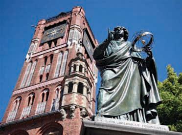 Město Toruň: Dotkni se gotiky