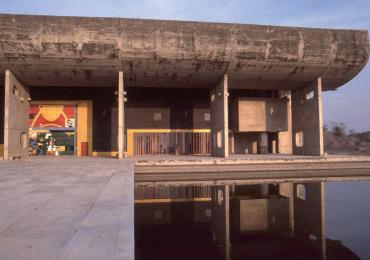 Výstava Le Corbusier: Chandigarh