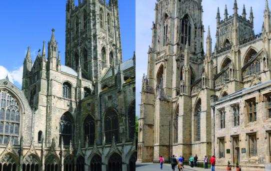 (Čeština) Výstava Anglické katedrály pohledem prof. Zygmunta Świechowského