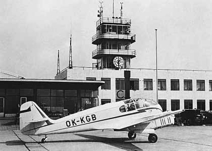 Historie letectví