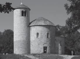 (Čeština) Výstava Architektura v prostoru a čase - Románská architektura