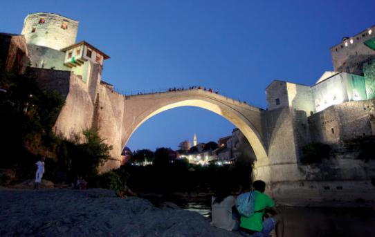Mostar a Stari most: Neobjevené poklady Evropy